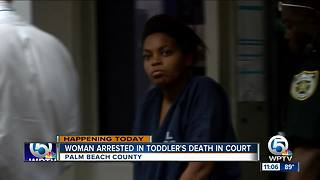 Mother charged after 2-year-old son hit, killed - Video