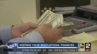Easy ways to stick to your financial resolutions - Video