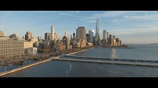 4K Drone Footage Shows the Beauty of New York City - Video