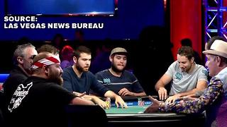 Final table set for World Series of Poker Main Event - Video