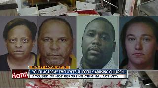 G4S Arrests: Former Department of Juvenile Justice employees arrested for multiple felonies - Video