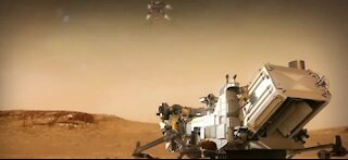 NASA's most sophisticated rover gets ready to land on Mars