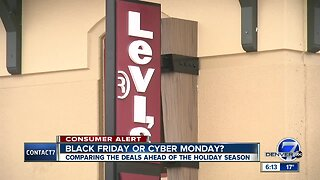 The Black Friday, Cyber Monday debate