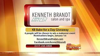 Kenneth Brandt Salon and Spa - 12/22/17 - Video