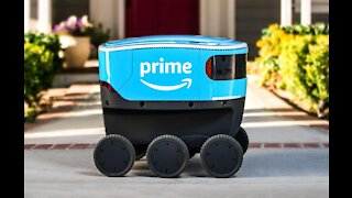 Amazon's UK orders could be delivered by Amazon Scout