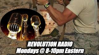TPR - The Tipping Point Radio Show on Revolution Radio - 1.17.20
