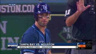 Tampa Bay Rays win 2-1, end Houston Astros' 12-game winning streak - Video