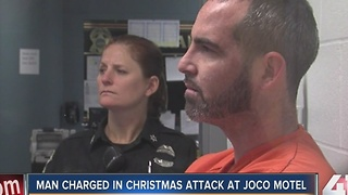 Man accused of kidnapping & assaulting woman