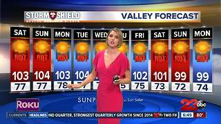 High temperatures and poor air quality - Video