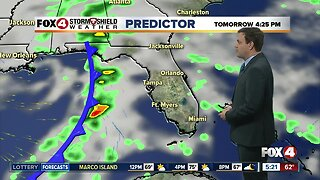 Forecast: Mostly cloudy this morning with more sunshine later today