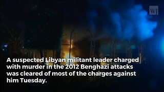 Federal Jury Hands Down Decision on Libyan Militant Accused of Benghazi Attack Murders - Video