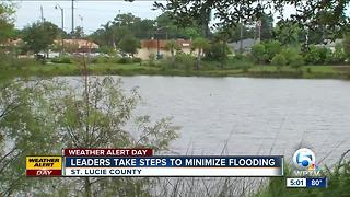 No problems so far in St. Lucie County - Video
