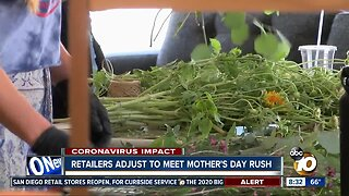 Coronado Flower Lady shop reopens for Mother's Day