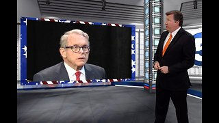 Mike DeWine prepares for swearing in as Ohio governor - Video