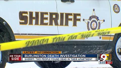 Deaths of Burlington mom, young son considered double homicide