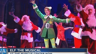 'ELF The Musical' in Milwaukee through Nov. 27 - Video