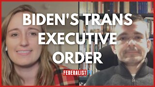 There's Nothing Moderate Or Unifying About Biden's Sweeping New Transgender Executive Order