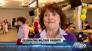 Baby shower held for 29 newborns from the Arizona Air National Guard