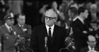 Balancing liberty with order Goldwater Republican National Convention speech 1964