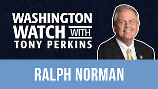 Ralph Norman Discusses Upcoming Vote on Bill that Could Lead to Democrat House Majorities for Years