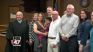Adoptions finalized in Jackson County - Video