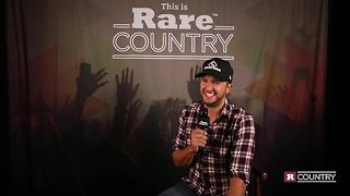 Luke Bryan talks about hunting and fishing with his kids | Rare Country - Video