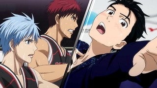 Top 6 Sports Anime Series Ever