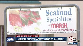 'Numerous' bids for Marsh, company says; auction for assets underway - Video