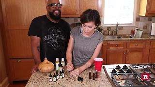 Essential oil cologne for Dad with Elissa the Mom | Rare Life - Video