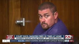 New details in shooting of Tehachapi Prison employee - Video