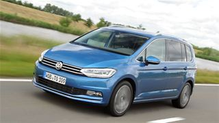 Test: Volkswagen Touran – bigger and sharper - Video