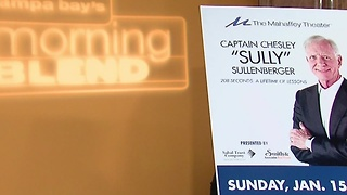Captain Sully at Mahaffey - Video