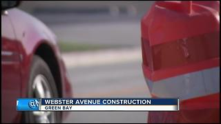 Webster Avenue Construction - Video