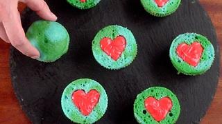 Earth Cupcakes - Video