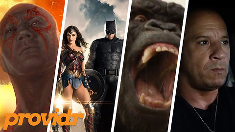 10 Movies That Will KICKASS In 2017!