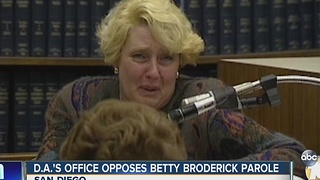 D.A.'s office opposes Betty Broderick parole - Video