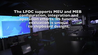 Introduction to the Landing Force Operations Center - Video