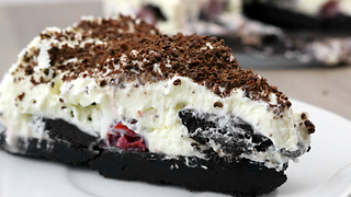 No-bake black forest cake recipe
