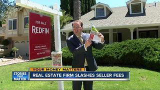 Redfin slashes seller fees - Video