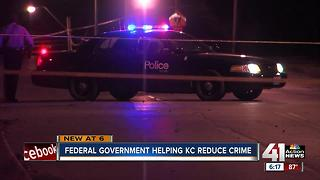 KC partnering with DOJ to reduce crime - Video