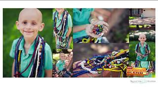 Cathey�s Christmas in July Celebration for Beads of Courage - Video