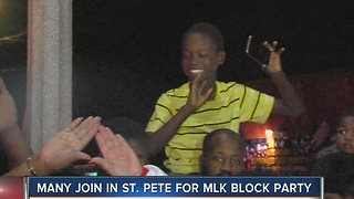 MLK Block Party - Video