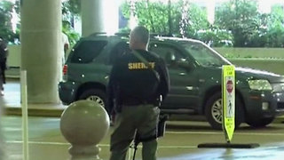 Deputies 'vigilant' at Palm Beach International - Video