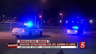 2 Gunman Sought In Nashville Shooting - Video