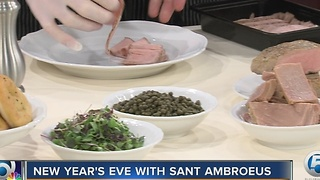 Sant Ambroeus restaurant opens on Palm Beach - Video