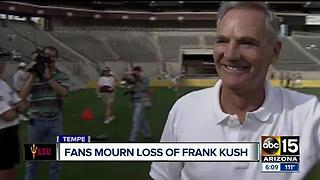 Former Arizona State coach passes away - Video