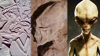 10 Ancient Alien Mysteries - Video