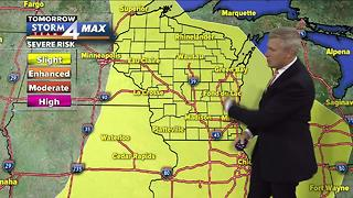 Brian Gotter's Tuesday 5pm Storm Team 4cast