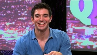 Steve Grand on Hey Qween with Jonny McGovern - Video