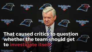 NFL Investigating Panther Owner's Workplace Misconduct - Video